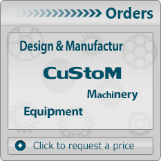 equipment design and manufactur order